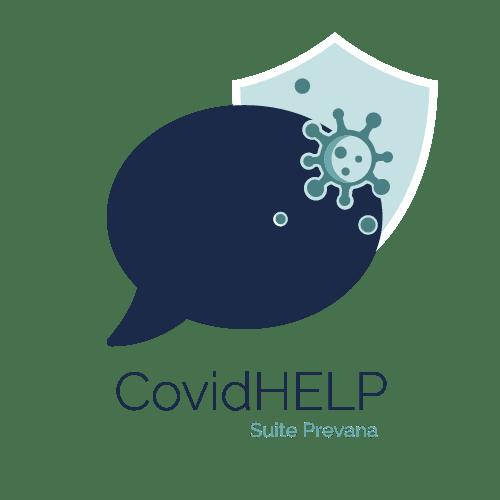 logo covidhelp de la suite logicielle prevana