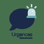 logo application urgences