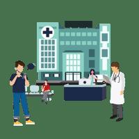 Logiciel pour hôpitaux, cliniques...